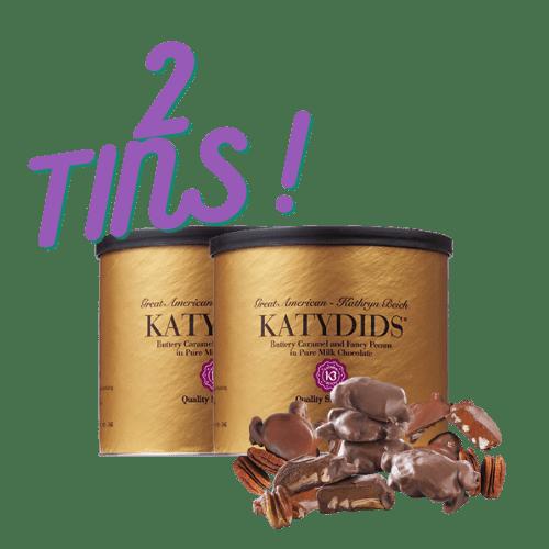 Katydids Candy 2 tins